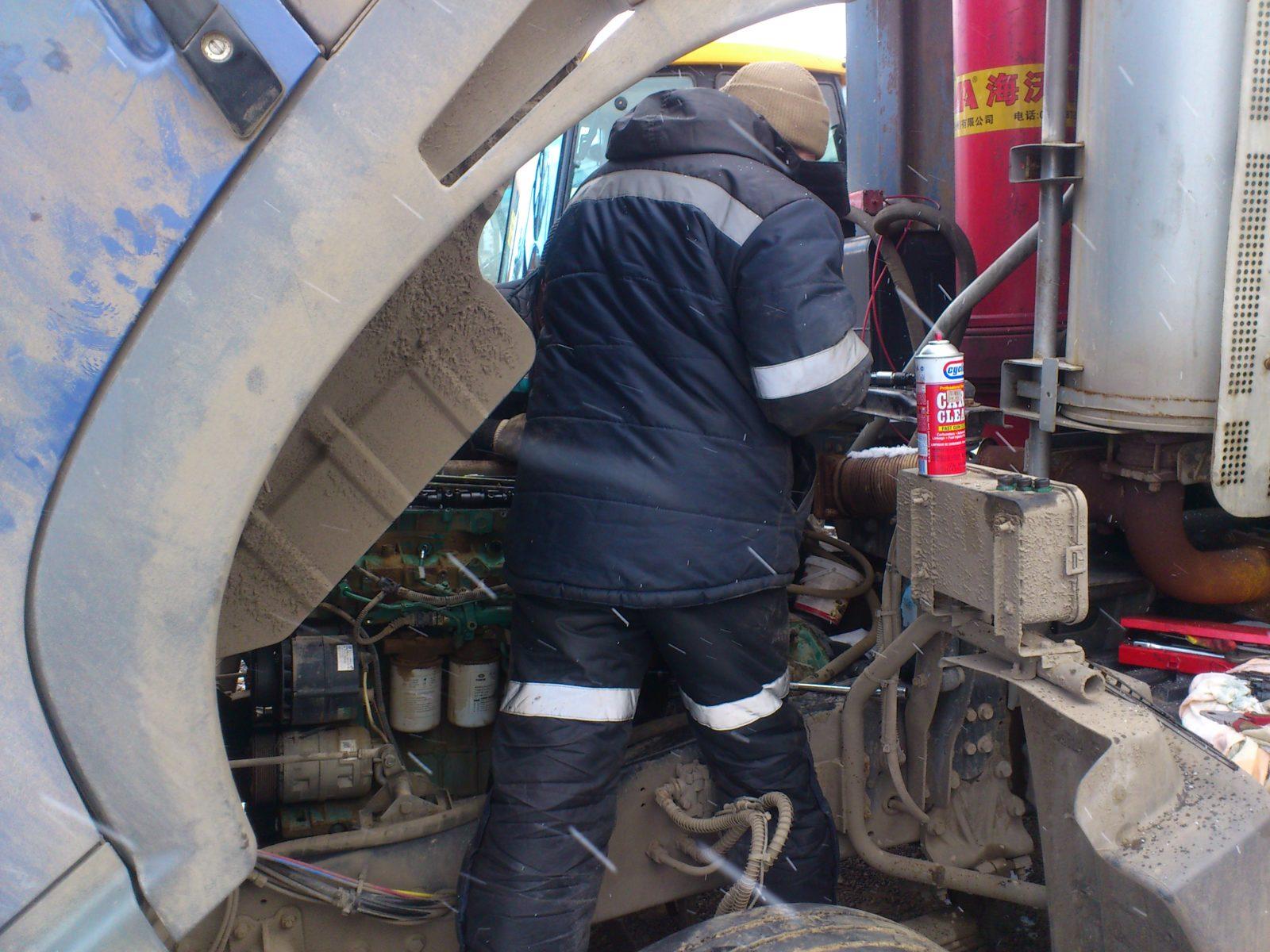 Диагностика топливной системы FAW