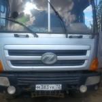 Диагностика китайского грузовика