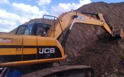 Диагностика и ремонт экскаватора JCB js260