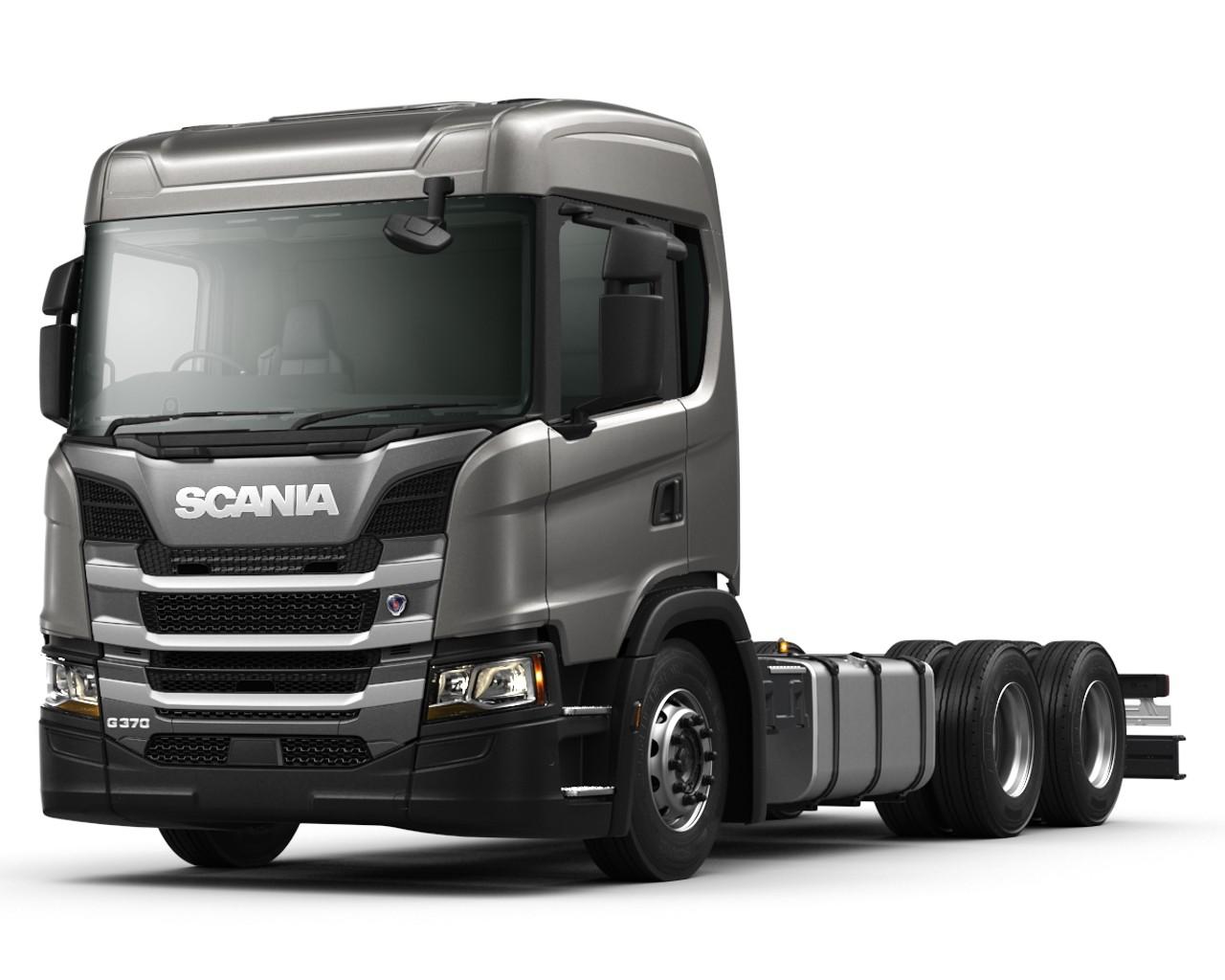 Диагностика Scania на выезде. Грузовой электрик