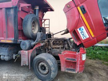 Диагностика грузового авто перед покупкой