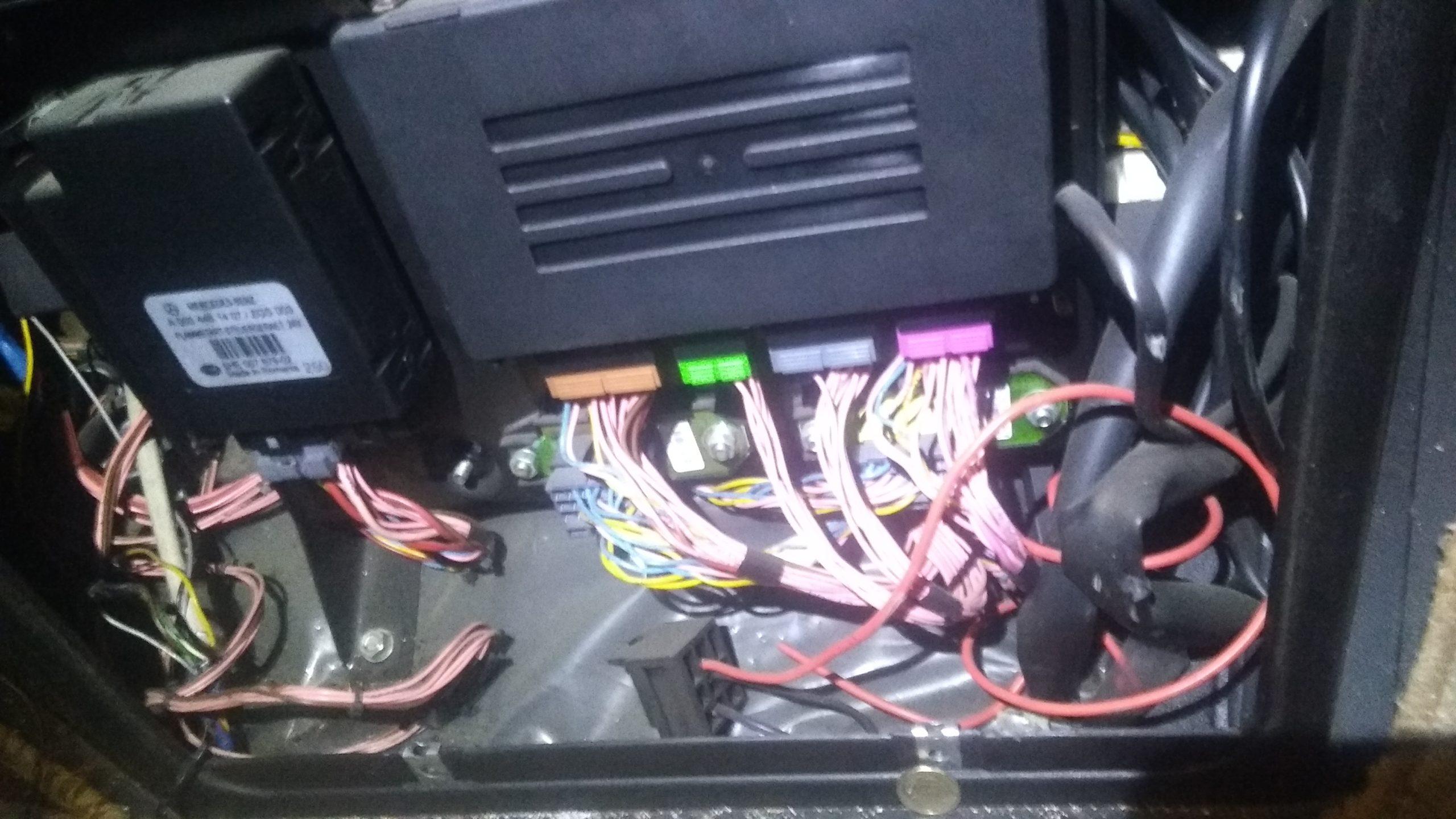 Ремонт электрики грузового авто на выезде