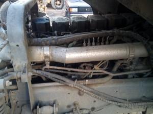 Диагностика двигателя wd 615