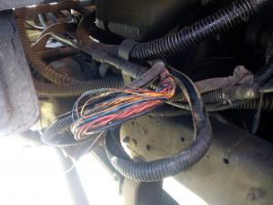 Камаз ремонт проводки