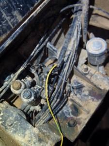 Шакман ремонт проводки